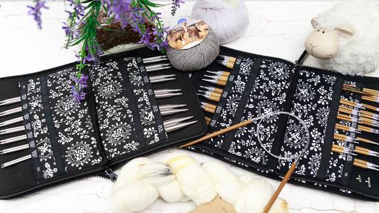 ChiaoGoo Set Bambus und Metall
