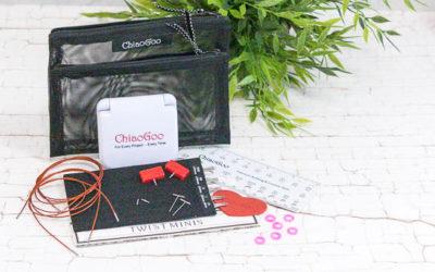 ChiaoGoo Twist Red Lace Mini