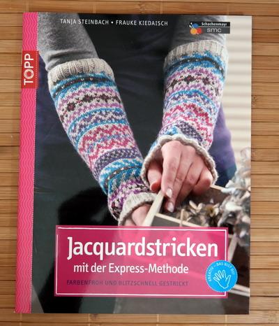 Buch Jacquardstricken