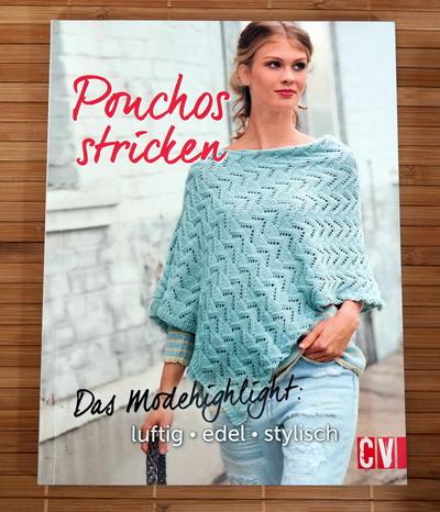 Buch Ponchos stricken