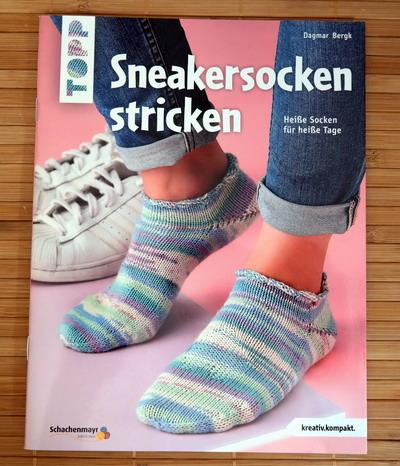 Buch Sneakersocken stricken