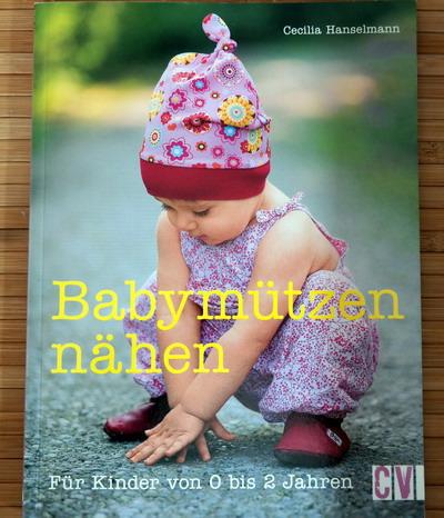 Buch Babymützen nähen