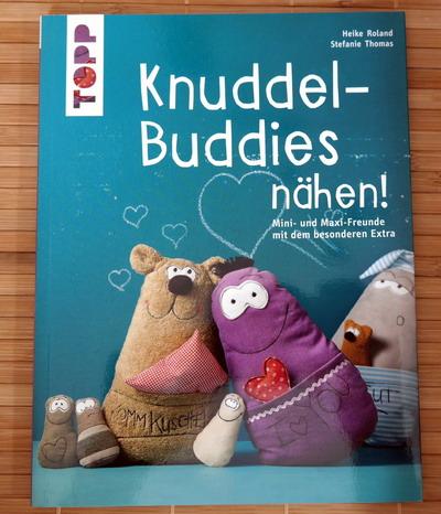Buch Knuddelbuddies nähen