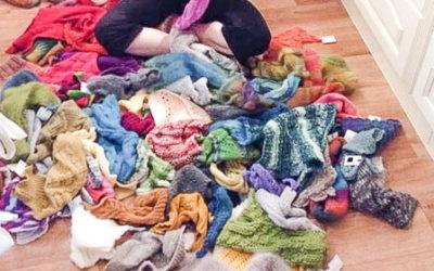 Wolle waschen – so geht's
