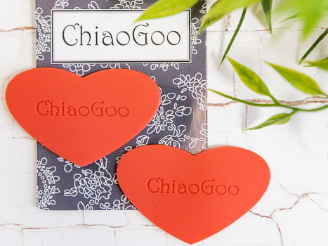 ChiaoGoo Gripper Herzen