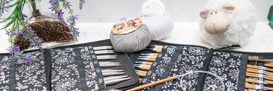 ChiaoGoo Stricknadeln Sets Bambus+Metall