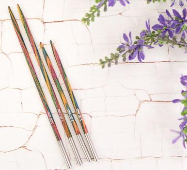 KnitPro Stricknadeln Symfonie Nadelspitzen lang und kurz