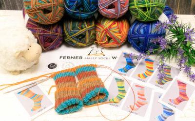 Ferner Mally Socks Sockenwolle